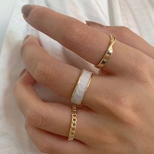5/$12💞 3pc Fashion Ring Set